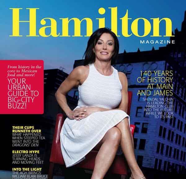 Hamilton Interior Design Magazine, Canada