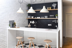 Easily change your kitchen design.